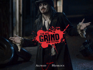Alfred J Hemlock an Official Selection at Rio Grind Film Festival
