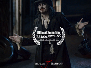 Alfred J Hemlock an Official Selection at the Fargo Fantastic Film Festival