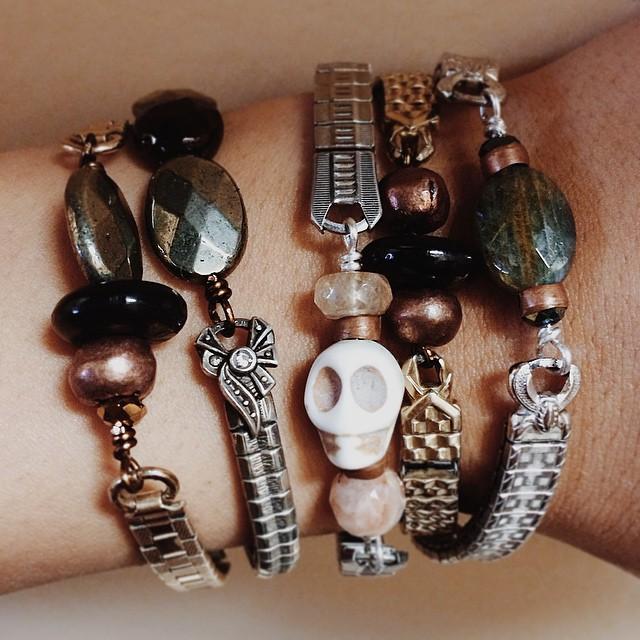 vintage watch band bracelets