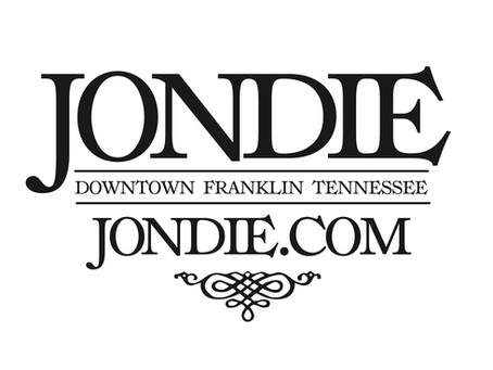 JONDIE grows in Downtown Franklin