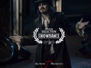 Alfred J Hemlock an Official Selection at the Snowdance Independent Film Festival