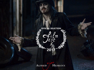 Alfred J Hemlock an Official Selection at Film Fest LA