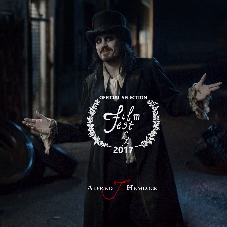 Alfred J Hemlock is an Official Selection at Film Fest LA 2017