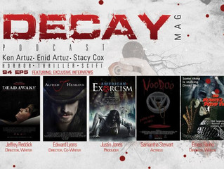 DecayMag Podcast Interview with Director Edward Lyons