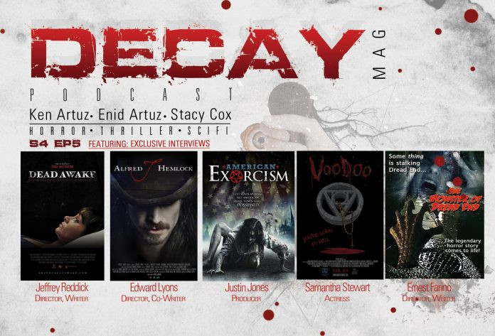 DecayMag Alfred J Hemlock movie poster