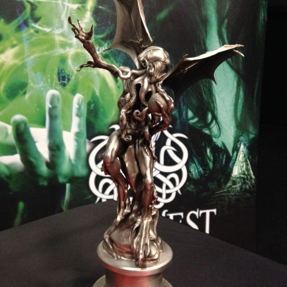 FilmQuest Cthulhu Trophy - Alfred J Hemlock Nominated 2017