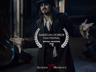 Alfred J Hemlock an Official Selection at The American Horror Film Festival