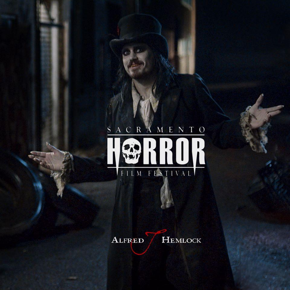 Alfred J Hemlock an Official Selection at Sacramento Horror Film Festival