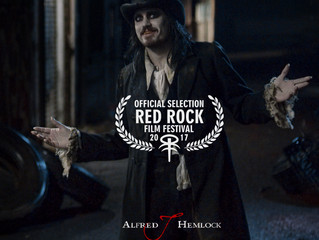 Alfred J Hemlock an Official Selection at the Red Rock Film Festival