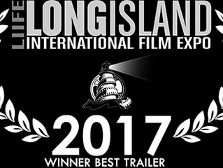 Alfred J Hemlock Won Best Trailer at Long Island International Film Expo