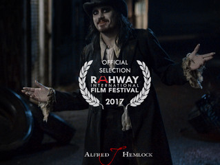 Alfred J Hemlock an Official Selection at the Rahway International Film Festival