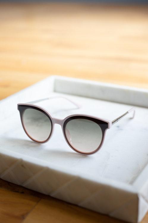Combination Round Sunglasses