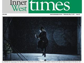 Inner West Times Features Alfred J Hemlock