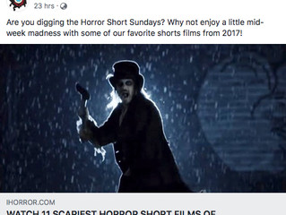 Alfred J Hemlock One of iHorror's 11 Scariest Short Films of 2017