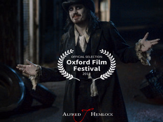 Alfred J Hemlock an Official Selection at the Oxford Film Festival