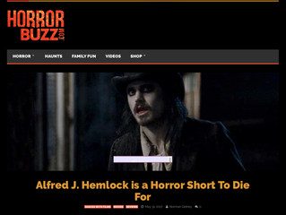 HorrorBuzz Review