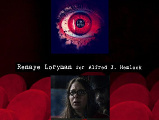 Renaye Loryman Wins Best Actress at Wreak Havoc Horror Film Festival