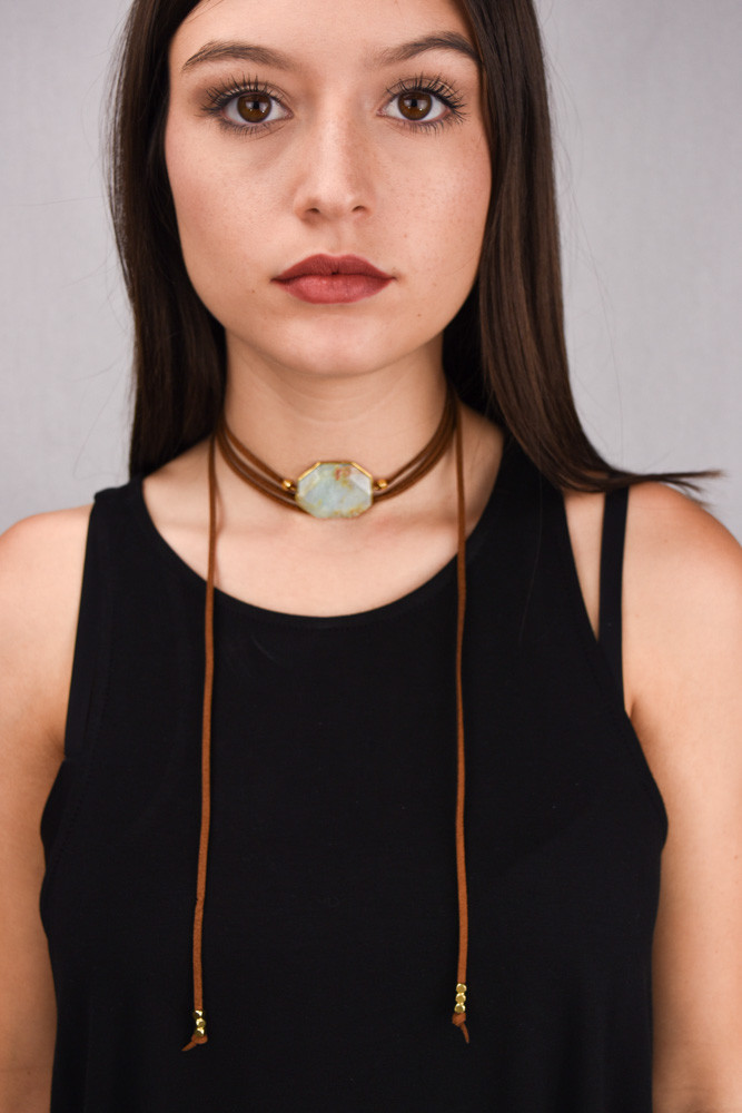 Ways to Wear Your Wrap Necklace