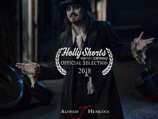 Alfred J Hemlock an Official Selection of HollyShorts Monthly Screenings Series