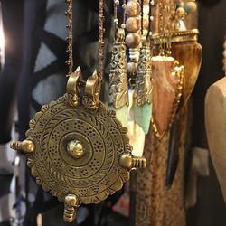 So many beautiful handmade jewelry piece