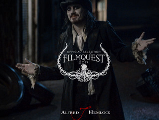 Alfred J Hemlock an Official Selection at FilmQuest Festival