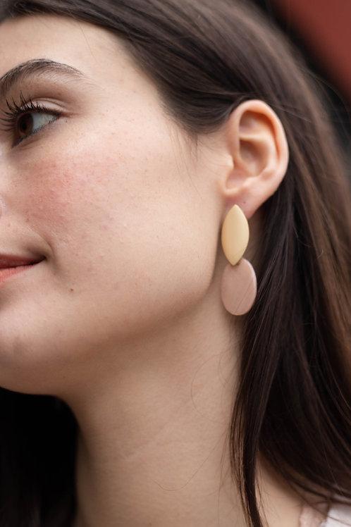 Acrylic Drop Dangle Earrings