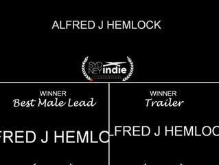 Alfred J Hemlock Wins At The Sydney Indie Film Festival
