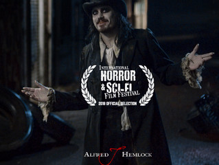 Arizona Premiere! Alfred J Hemlock an Official Selection at the International Horror & Sci-Fi Fi