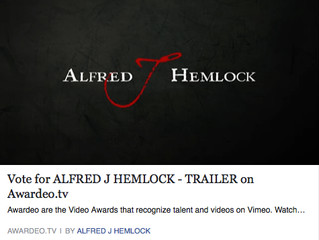 Awardeo.tv 'Trailer of the Week' Competition