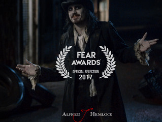 Fear Awards - Official Acceptance