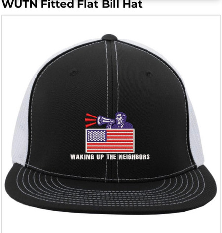 WUTN Fitted Hat