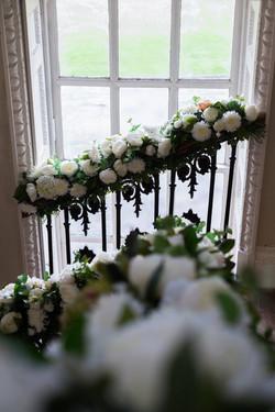 Boreham House Floral Decoration
