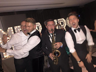 Smooth Jazz - Amazing Saxs Player Paul Hardcastle Jnr Comes To Essex