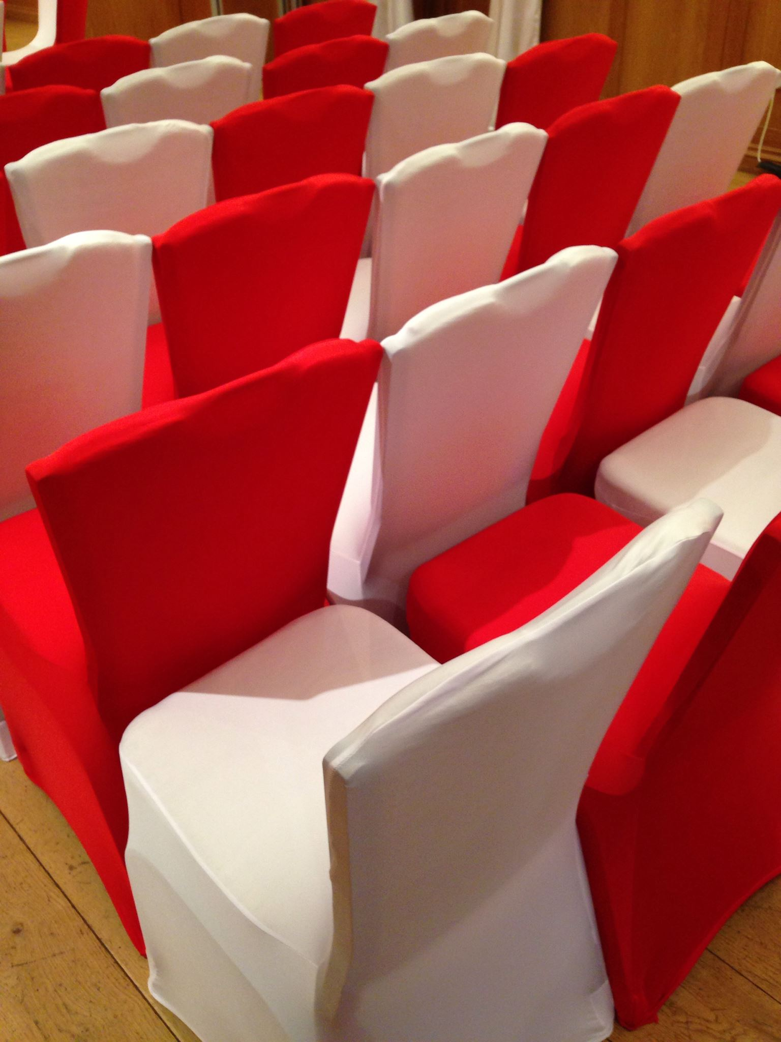 Spandax chair cover Hire