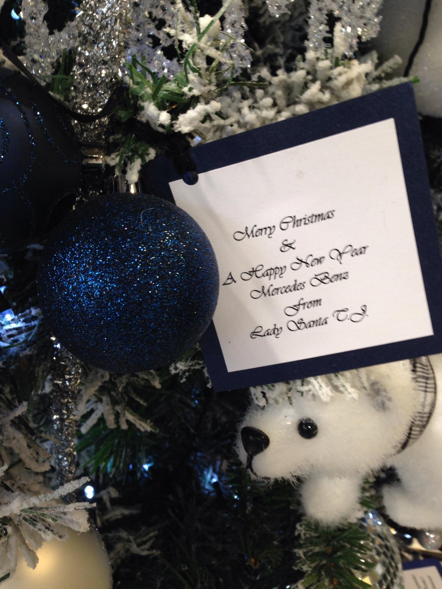 TJ Designer Christmas