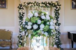 Boreham House Silk Flower Arches