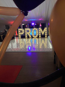 Prom Tastic Events by TJ