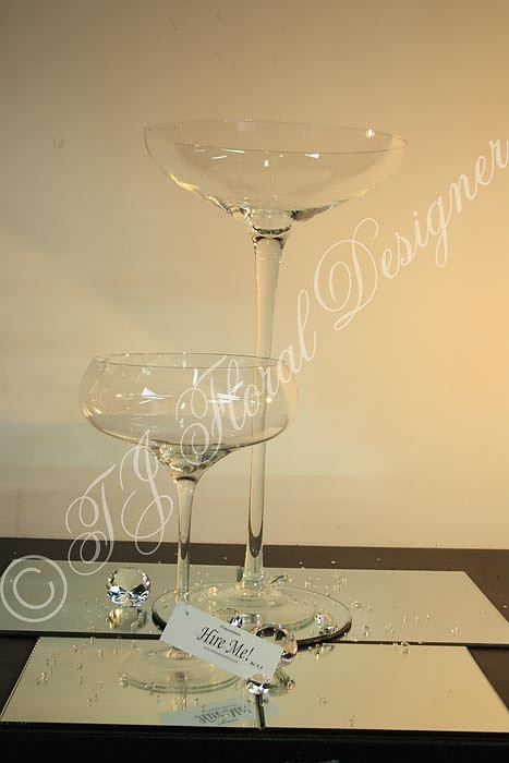 TheLarge Champagne Vase Collection