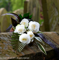 Small Funeral Tributes