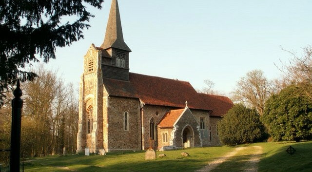 Church Flowers and services Essex