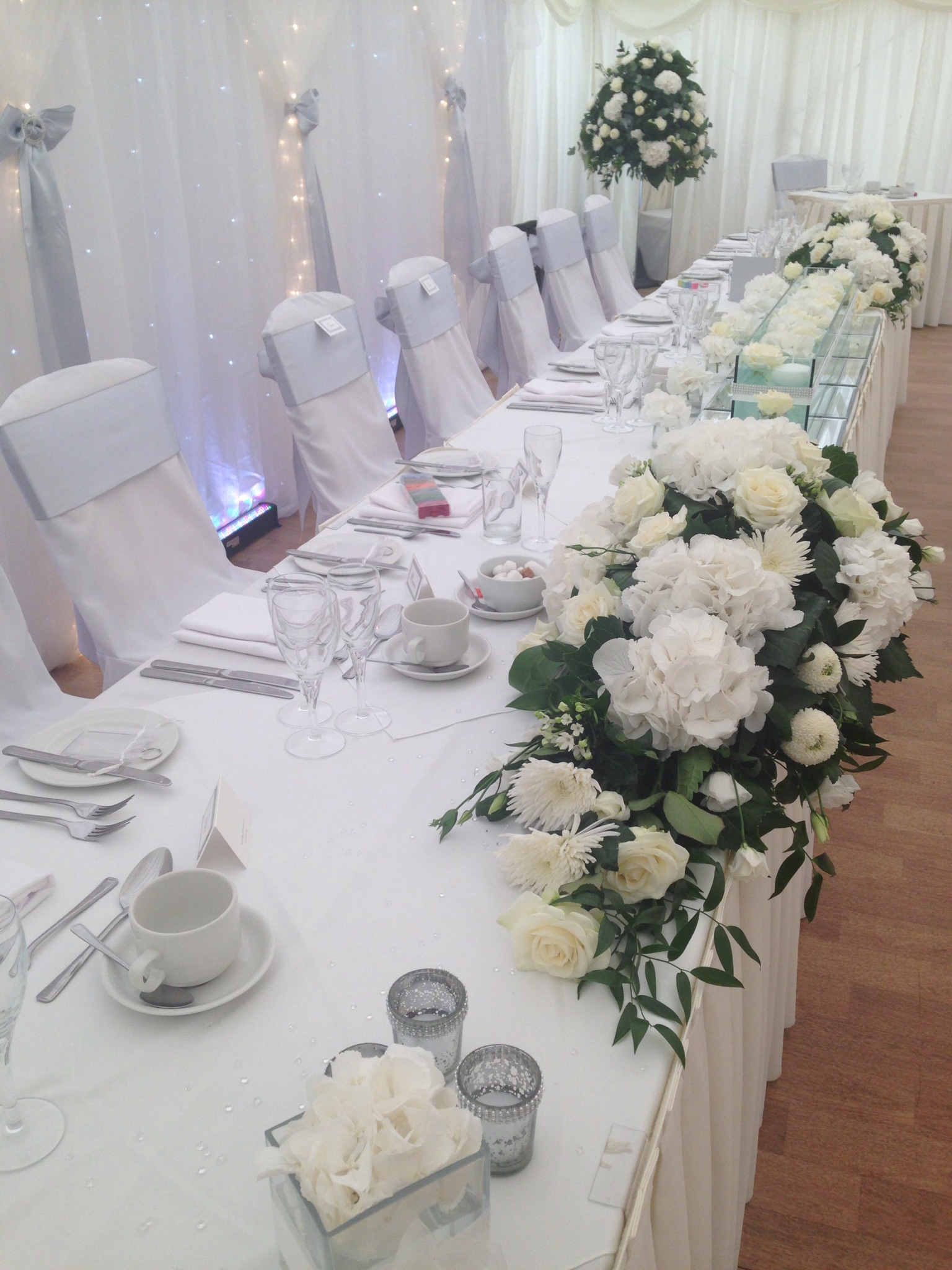 Mulberry House Marquee weddings
