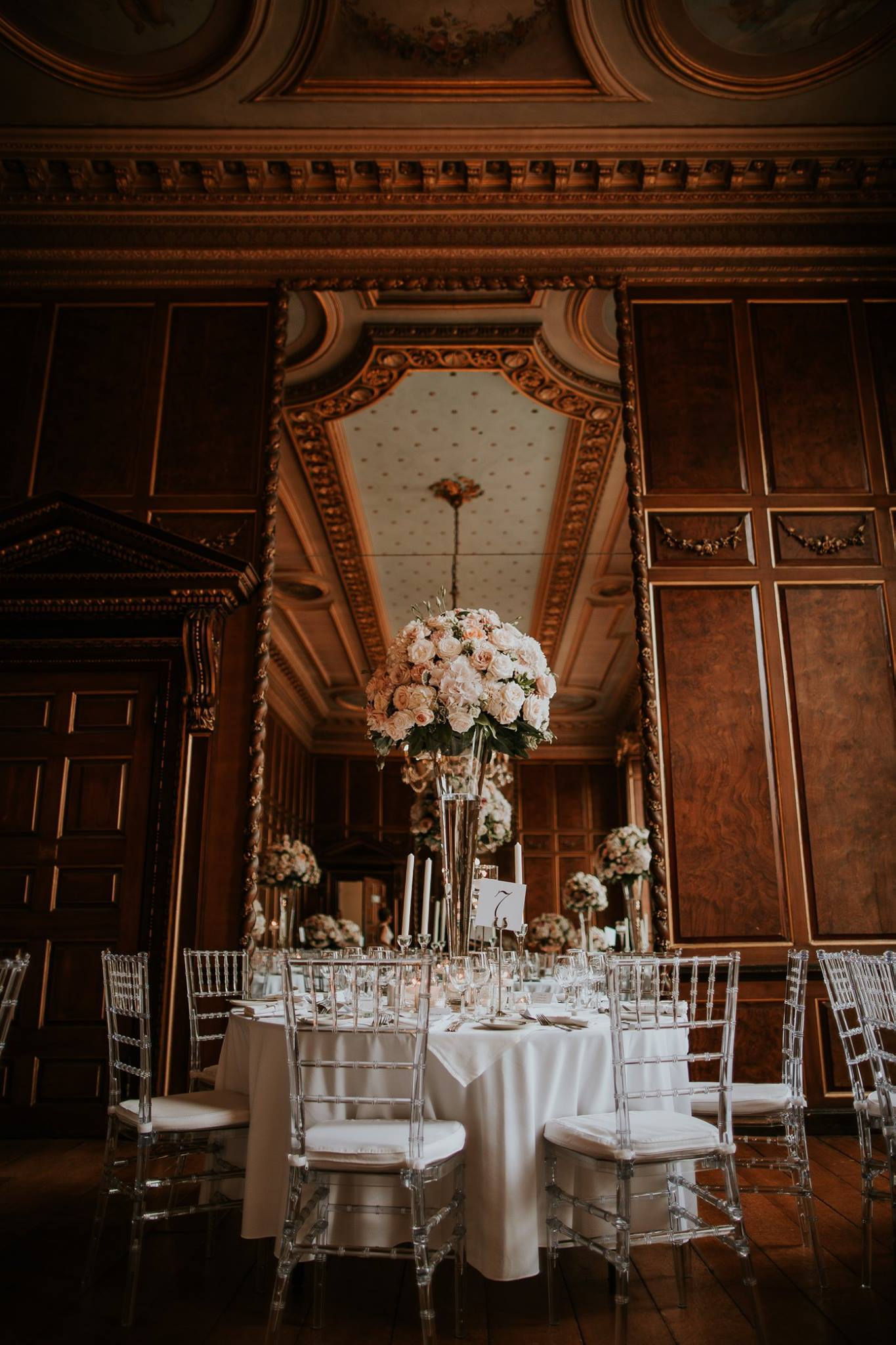 Gosfield Hall Wedding Essex