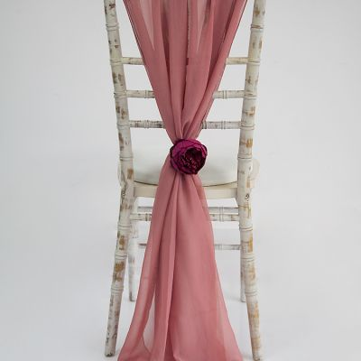 dusty-rose-chiffon-vertical-drop