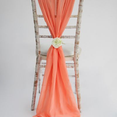 coral-chiffon-verticcal-drop