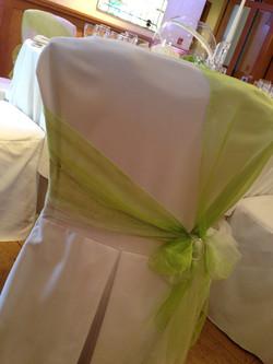 Green sash contemporary