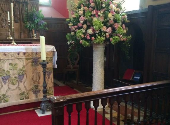 RIP Church Pedestal Essex