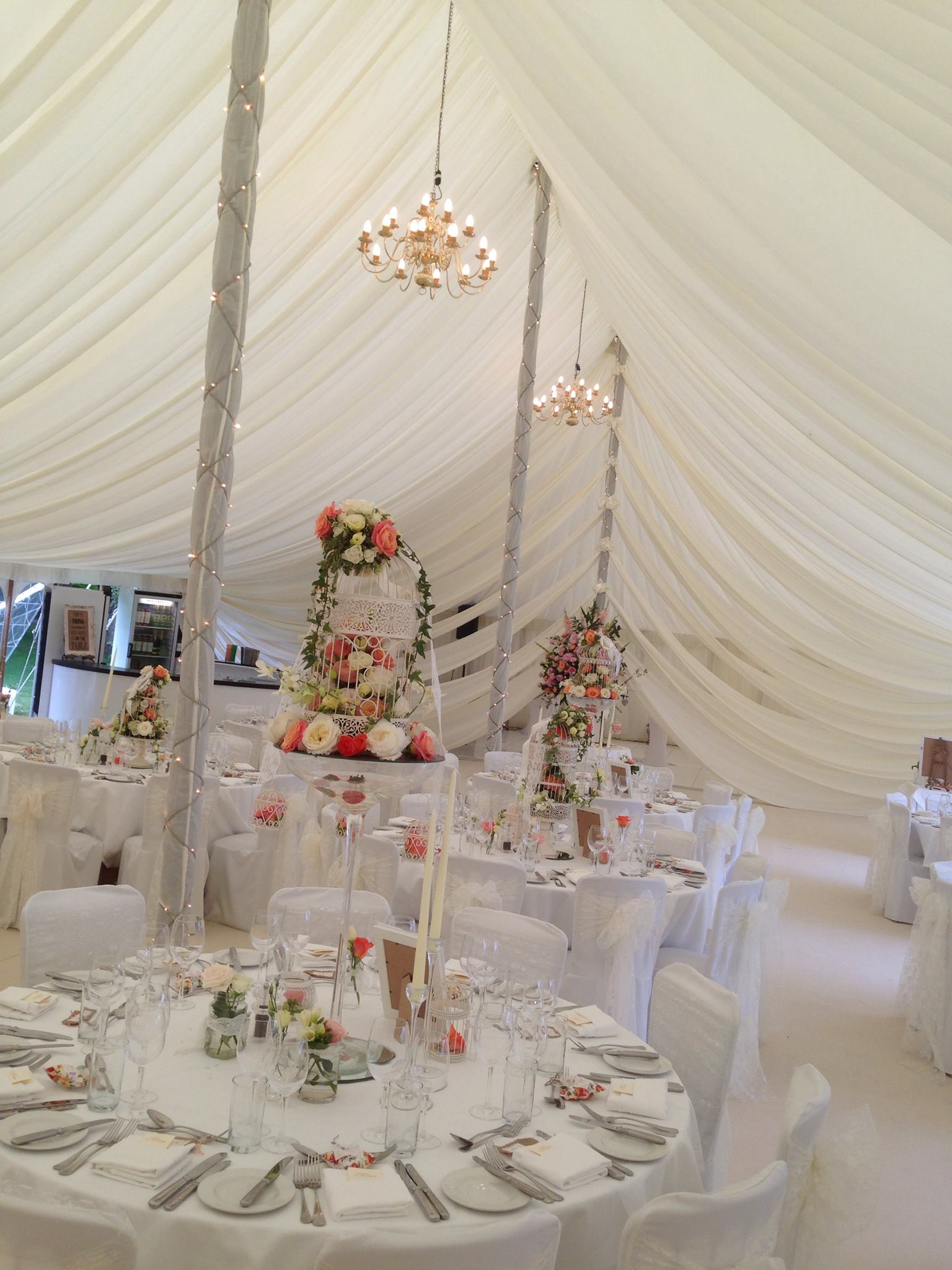 Wedding Draping - Essex