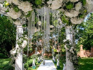 An Outdoor Dream Wedding at Creeksea Manor House