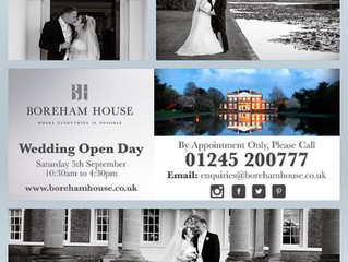 Open Day at Boreham House, Chelmsford, Essex - Saturday 5th September