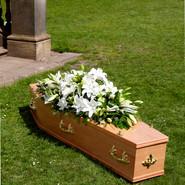 RIP Casket Tributes